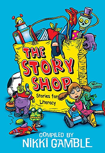 9780340911044: The Story Shop: Stories for Literacy