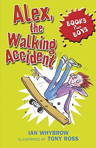 9780340911112: Books For Boys: 7: Alex, the Walking Accident