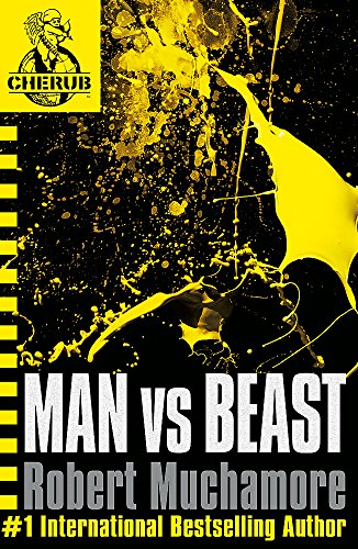 9780340911693: CHERUB: Man vs Beast