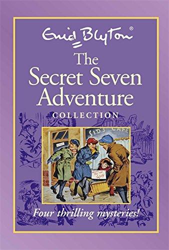 9780340911877: Secret Seven: Secret Seven Adventure Collection