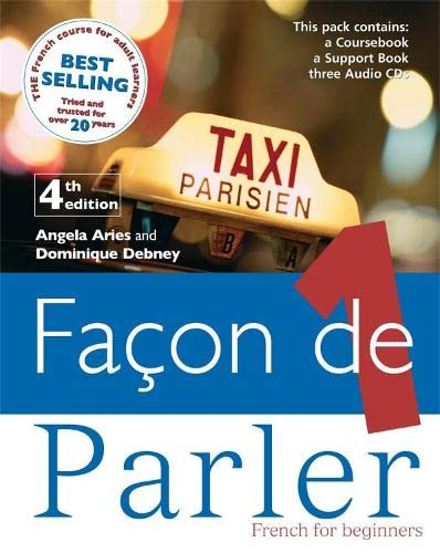 9780340913062: Facon De Parler 1 CD Complete Pack 4TH EDITION: FRENCH FOR BEGINNERS (Pt. 1)