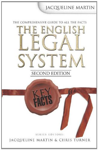 9780340913352: Key Facts: The English Legal System, 2nd Edition
