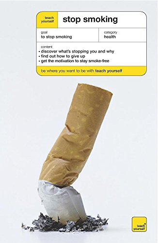 9780340913437: Teach Yourself Stop Smoking (Teach Yourself Health & Well-being)