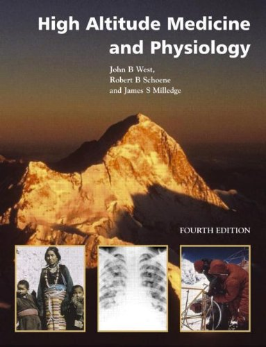 9780340913444: High Altitude Medicine and Physiology Fourth Edition