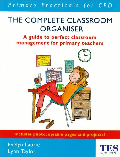 9780340913680: Primary Practicals for CPD: The Complete Classroom Organiser (Completely Practical Development)