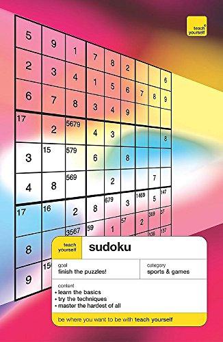 9780340913765: Teach Yourself Sudoku
