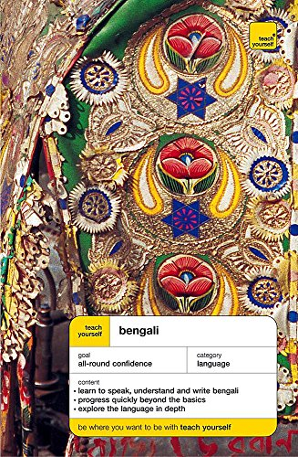 9780340913819: Teach Yourself Bengali (Teach Yourself Complete Courses)