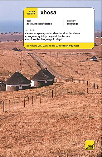 9780340913901: Teach Yourself Xhosa (Teach Yourself Complete Courses)