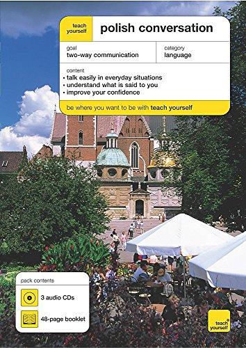 9780340913949: Teach Yourself Polish Conversation (Tycn)