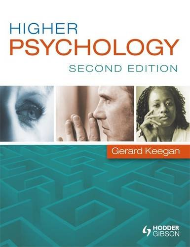 9780340914755: Higher Psychology