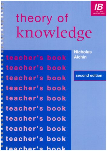 9780340914779: Theory of Knowledge