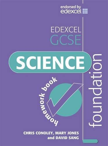 9780340914892: Edexcel Gcse Science Core Foundation Homework Book