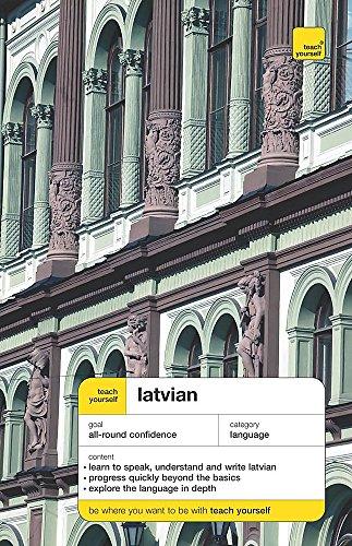 9780340915103: Teach Yourself Latvian (Teach Yourself Complete Courses)