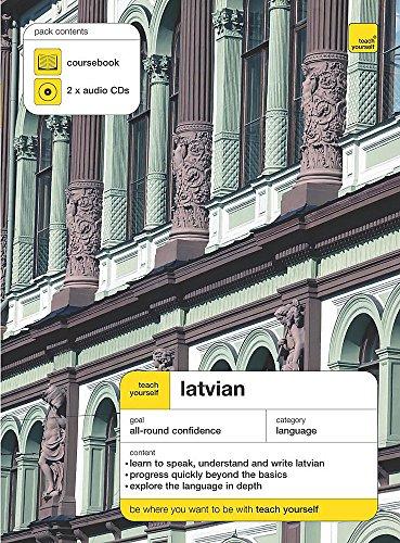 9780340915110: Teach Yourself Latvian (Teach Yourself Complete Courses)