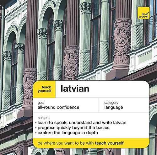 9780340915127: Teach Yourself Latvian (Teach Yourself Complete Courses)