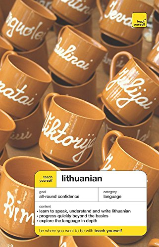 9780340915134: Teach Yourself Lithuanian (Teach Yourself Complete Courses)