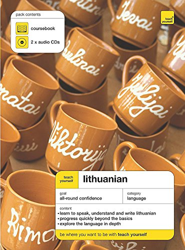 9780340915141: Teach Yourself Lithuanian (Teach Yourself Complete Courses)