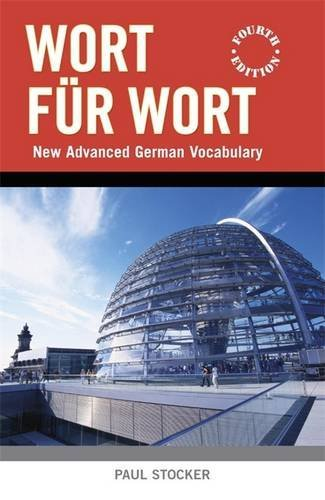 9780340915226: Wort f�r Wort: New Advanced German Vocabulary