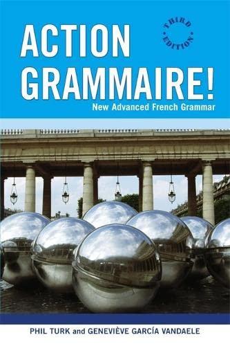 9780340915240: Action Grammaire!: New Advanced French Grammar