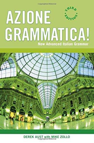 9780340915271: Azione Grammatica: New Advanced Italian Grammar (English and Italian Edition)