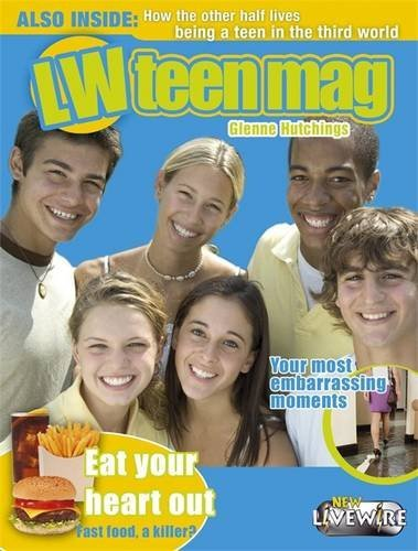 9780340915493: Teen Mag (Livewire Non Fiction)