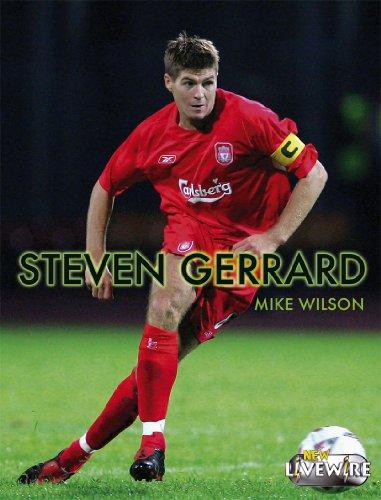 9780340916216: Steven Gerrard (Livewire Real Lives)