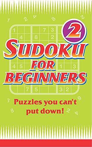 Sudoku for Beginners 2 (Bk. 2): Hodder & Stoughton
