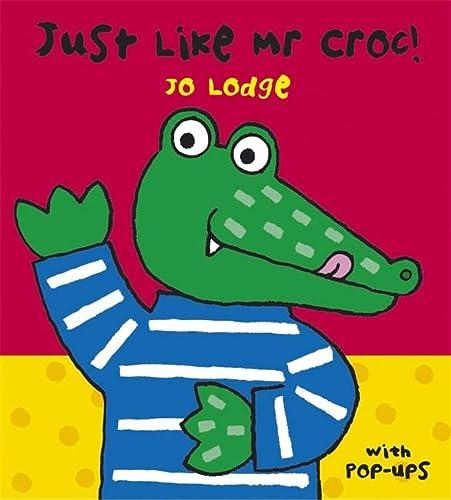 9780340917404: Mr Croc: Just Like Mr Croc