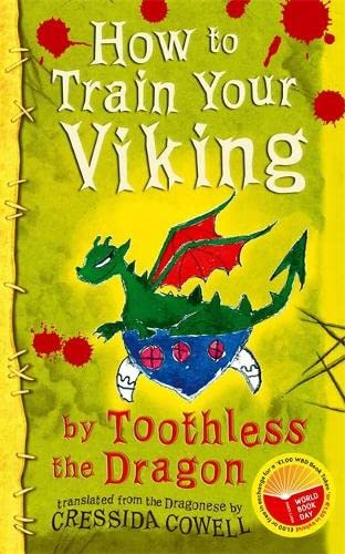 9780340917466: How to Train Your Viking by Toothless