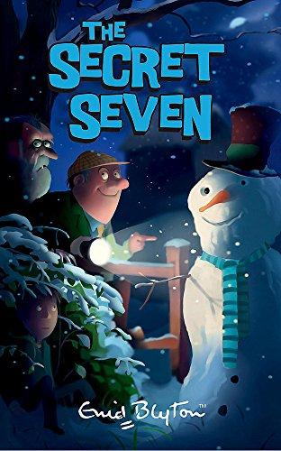 9780340917541: The Secret Seven