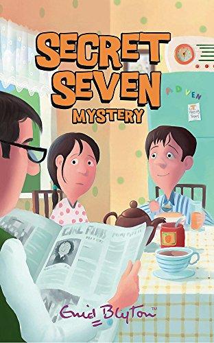 9780340917626: Secret Seven: Secret Seven Mystery: Book 9
