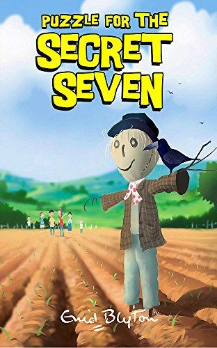 9780340917633: Secret Seven: Puzzle For The Secret Seven: Book 10
