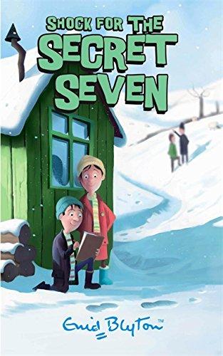 9780340917664: Secret Seven: Shock For The Secret Seven: Book 13