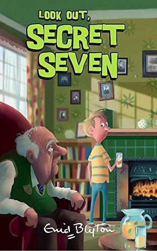 9780340917671: Look Out, Secret Seven: Book 14
