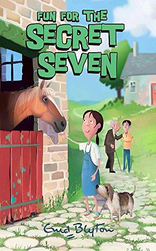 9780340917688: Fun For The Secret Seven: Book 15