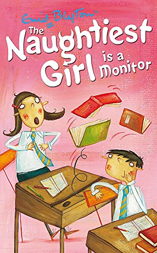 9780340917718: The Naughtiest Girl is a Monitor