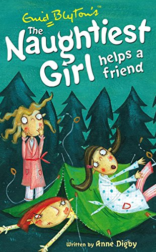 9780340917749: Naughtiest Girl: 6: Naughtiest Girl Helps A Friend (The Naughtiest Girl)