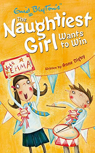 9780340917770: Naughtiest Girl Wants to Win