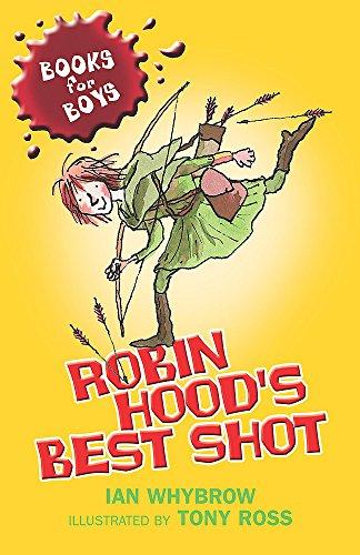 9780340917978: Books For Boys: 1: Robin Hood's Best Shot