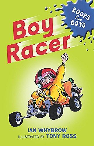 9780340918005: Boy Racer (Books for Boys)