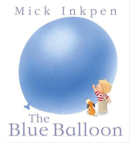 9780340918197: The Blue Balloon (Kipper)