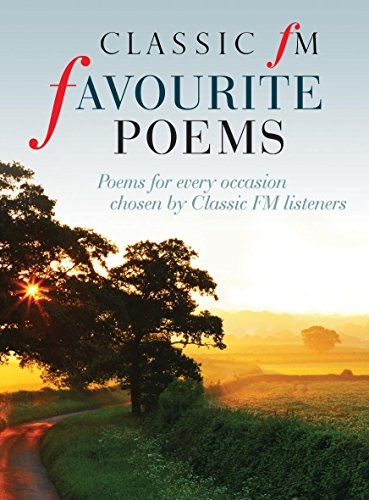9780340920039: Classic FM Favourite Poems: Poems for Every Occasion Chosen by Classic FM Listeners