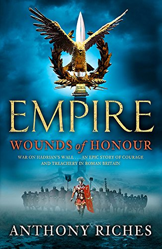 9780340920329: Empire I: Wounds Of Honour