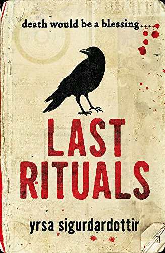 9780340920602: Last Rituals: Thora Gudmundsdottir Book 1