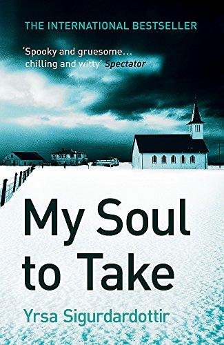 9780340920664: My Soul to Take (Thora Gudmundsdottir)