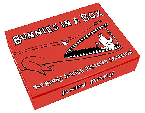 9780340920695: Bunnies in a Box: The Bunny Suicides Postcard Collection