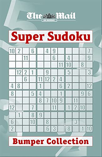"The ""Mail on Sunday"" Super Sudoku: The Mail on"