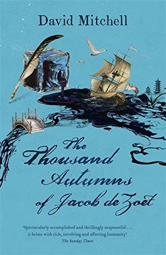 9780340921586: Thousand Autumns of Jacob de Zoet