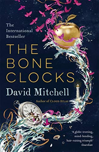 9780340921630: The Bone Clocks