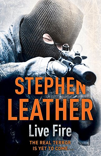 9780340921739: Live Fire (The 6th Spider Shepherd Thriller) (The Spider Shepherd Thri)
